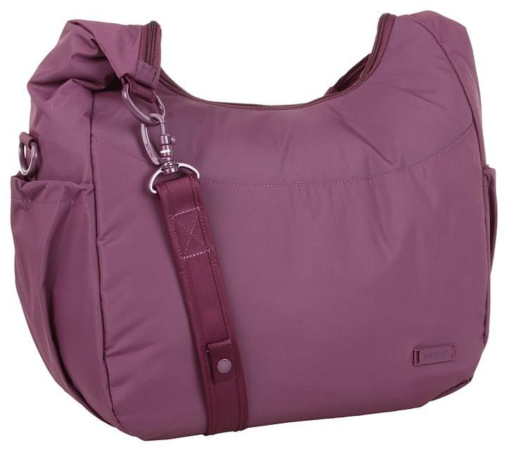 Pacsafe CitySafetm 400 GII Anti-Theft Hobo Bag Hobo Handbags