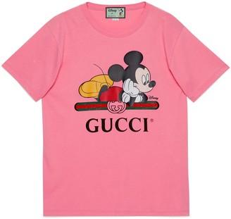 Gucci Disney x oversize T-shirt