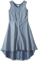 Splendid Littles Printed Stripe Woven Dress (Big Kids)