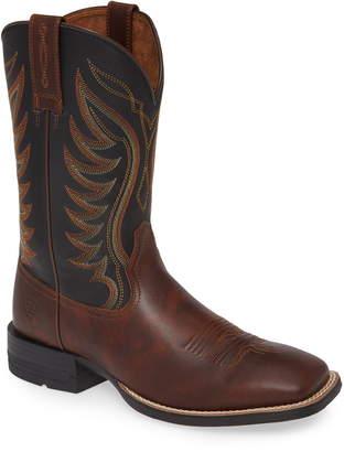 Ariat Ranch Work Cowboy Boot
