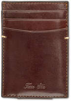 Tasso Elba Men's Invechiato Front-Pocket Wallet, Created for Macy's