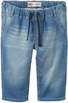 Levi's 520 Slim Fit Denim Jogger Short