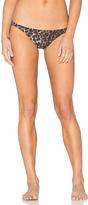 Norma Kamali Eric Bikini Bottom