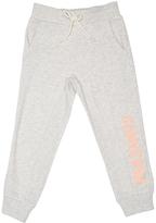 Converse Tots Girls Rib Panelled Jogger Trackpant Grey