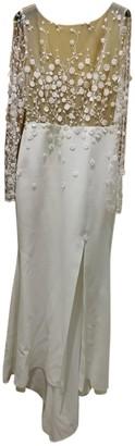 Rime Arodaky White Cotton Dress for Women