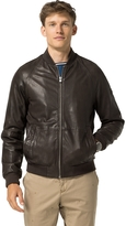Tommy Hilfiger Classic Leather Bomber