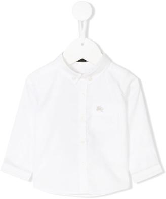 Burberry classic Oxford button down shirt
