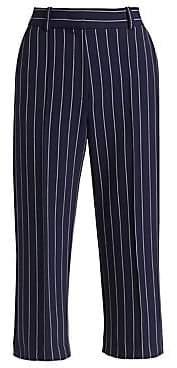 See by Chloe Women's Pinstripe Crop Pants