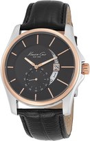 Kenneth Cole New York Men's KC1633 Iconic Strap Watch