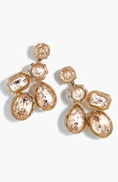 J.Crew Women's Casino Drop Earrings