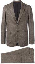 Eleventy tweed suit