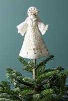 Anthropologie Snow Angel Tree Topper