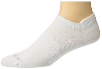 Wigwam Catalyst (White) Crew Cut Socks Shoes