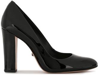 Schutz chunky heel pumps