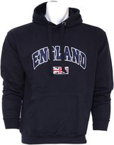England Mens Union Jack Hooded Sweatshirt Jumper/Hoodie