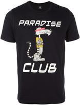 Paul Smith 'paradise club' T-shirt