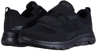 SKECHERS Performance Go Walk 5 - Wistful (Black) Men's Shoes