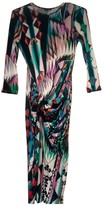 River Island Multicolour Cotton - elasthane Dress for Women