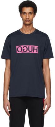 HUGO BOSS Navy Dicagolino T-Shirt