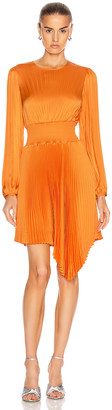 A.L.C. Behati Dress in Orange | FWRD