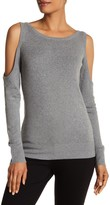 Plenty by Tracy Reese Cold-Shoulder Pullover Sweater