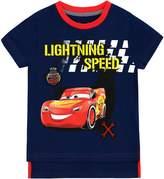 Disney Boys Cars Lightning McQueen T-Shirt