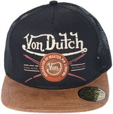 Von Dutch Men's Brushes Trucker Hat