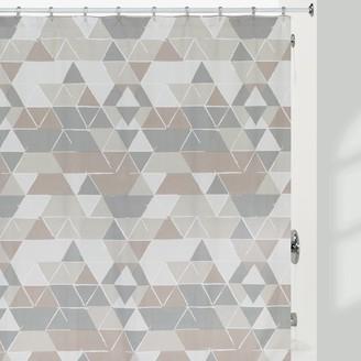 Creative Bath Triangles Shower Curtain