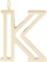 Chloé Alphabet K pendant