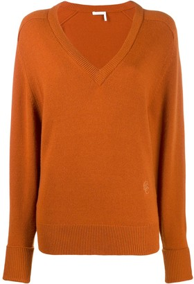 Chloé V-neck jumper