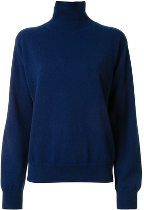 Sofie D'hoore Relaxed Roll-Neck Sweater
