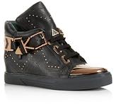 Ivy Kirzhner Lunar Hidden Wedge Sneakers