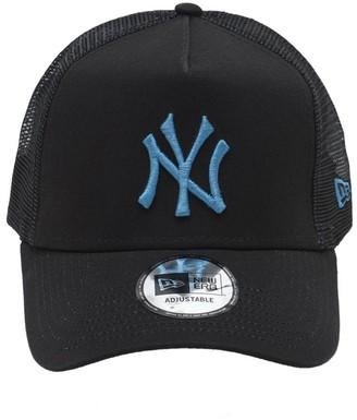 New Era League Essential Trucker Ny Yankees Cap