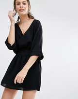 BA&SH Zima Mini Dress
