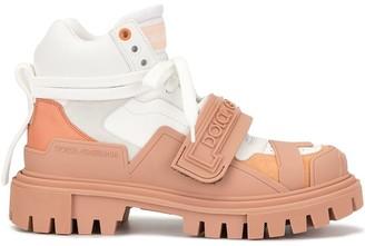 Dolce & Gabbana Trekking ankle boots