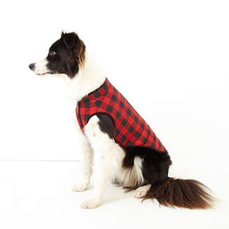 Roots Pooch Park Plaid Puffer Size 20