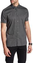 Ted Baker Short Sleeve Geometric Shirt