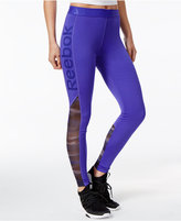 Reebok Speedwick Logo Leggings