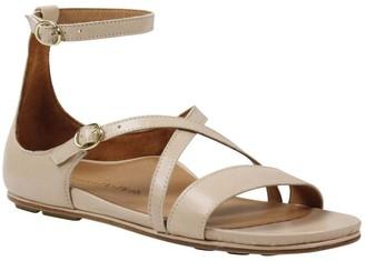 L'Amour des Pieds Leather Sandals - Daleyza