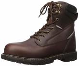 """Dickies Men's Trueland 8"""" Steel Toe EH Waterproof Industrial Boot"""