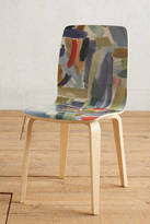 Anthropologie Painterly Tamsin Dining Chair