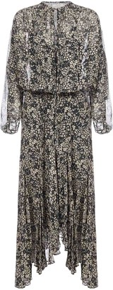 Etoile Isabel Marant Laureli V-Neck Dress