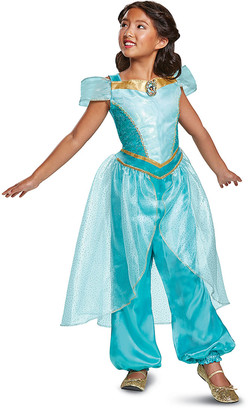 Disguise Girls' Costume Outfits - Disney Jasmine Deluxe Costume - Girls