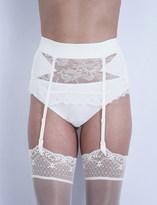La Perla Shape-Allure lace suspender belt