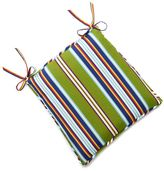 Edie Inc. Classic Stripe Indoor Outdoor Seat Pad