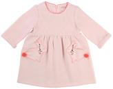 Billieblush Rabbit Fleece Dress