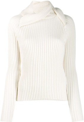 Y/Project Ribbed Knit Sweater
