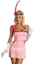 Rubie's Costume Co Pink Flapper Costume - Women