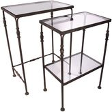 Casa Uno Nesting Tables Christeena Side Table (Set of 2)