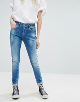 Only Lise Anitifit Slim Boyfriend Jeans
